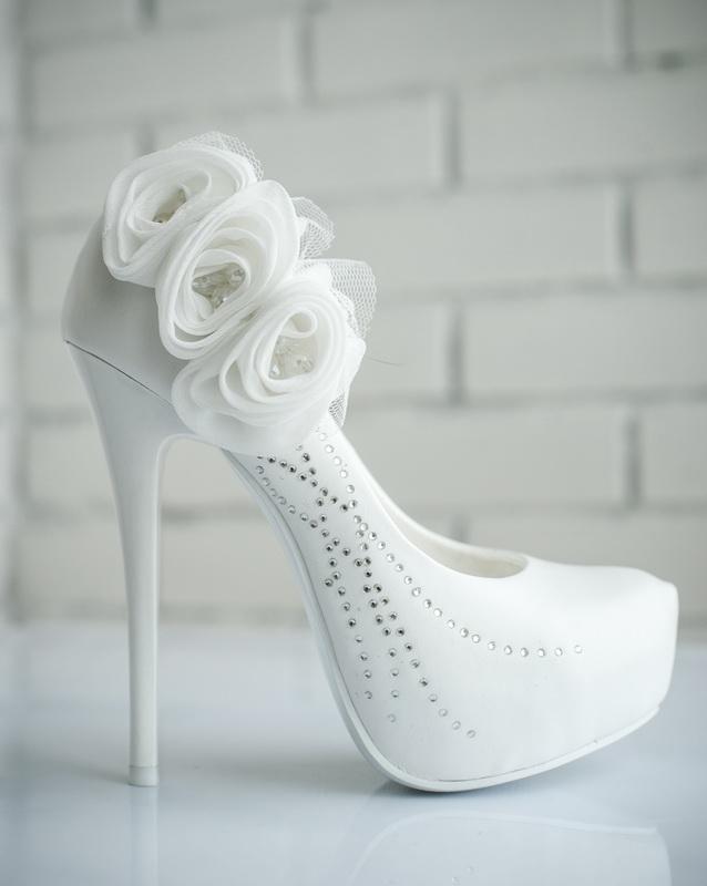 Туфли свадебные спб