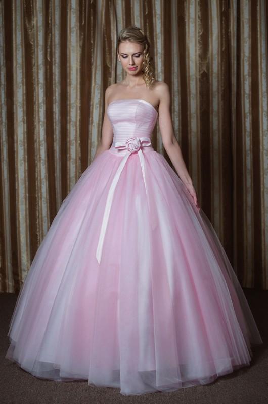 Классическое пышное свадебное платье 8098-20