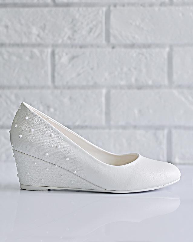 f2995848e Свадебные туфли: F235-Q71 - купить в свадебном салоне -