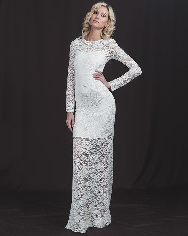 Короткие свадебные платья купить в Санкт-Петербурге - салон В белом