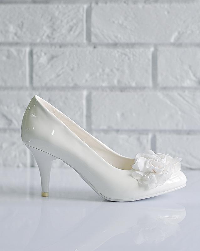 Свадебные туфли: F205-A01-1 - купить   В белом - свадебный салон