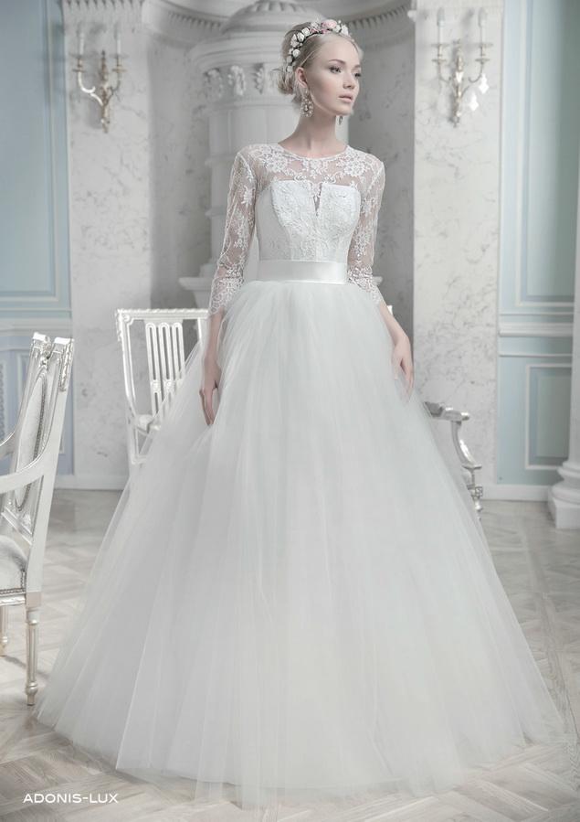 Купить свадебное платье в Санкт-Петербурге. Модели свадебных