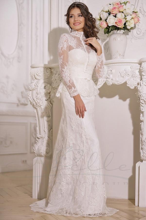 Свадебное болеро купить в Санкт- Петербурге - салон В белом