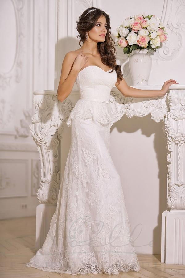 Красные свадебные платья недорого в спб