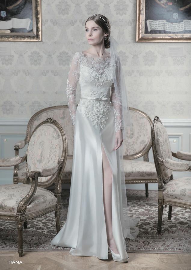 Купить Прямое Свадебное Платье
