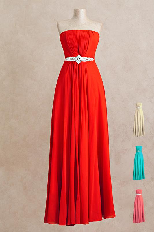 Греческое длинное вечернее платье.