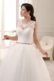 Оригинальное пышное свадебное платье S-16-025_2