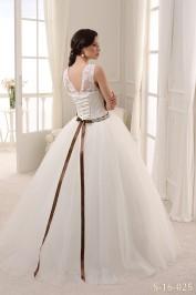 Оригинальное пышное свадебное платье S-16-025_3