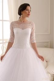 Классическое пышное свадебное платье S-16-172_2