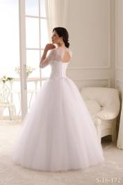 Классическое пышное свадебное платье S-16-172_3