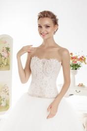 Пышное платье с корсетом Lushiya 2