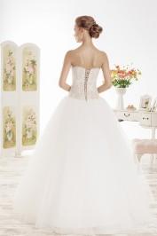 Пышное платье с корсетом Lushiya 3