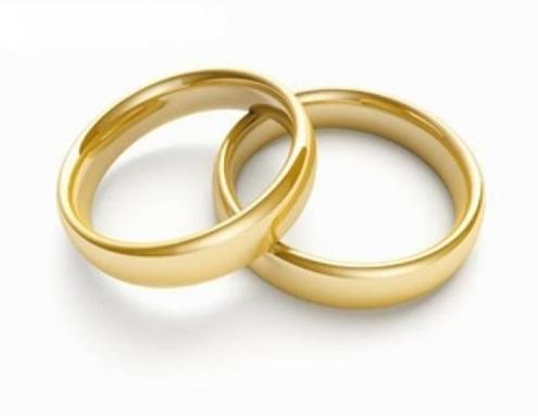 кольца мода золото