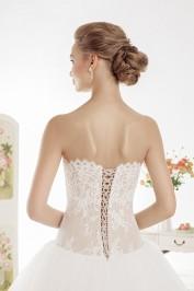 Пышное платье с корсетом Lushiya 4