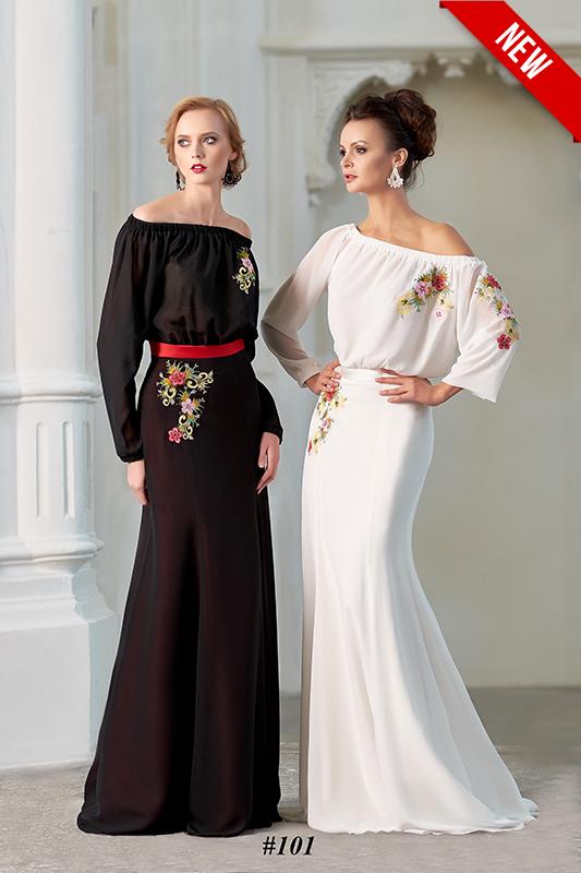 Белое свадебное платье в греческом стиле.