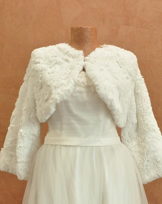 Свадебная накидка: Кролик Болеро