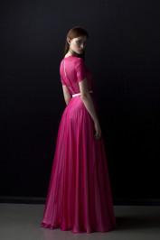 Модное свадебное платье Marcy back