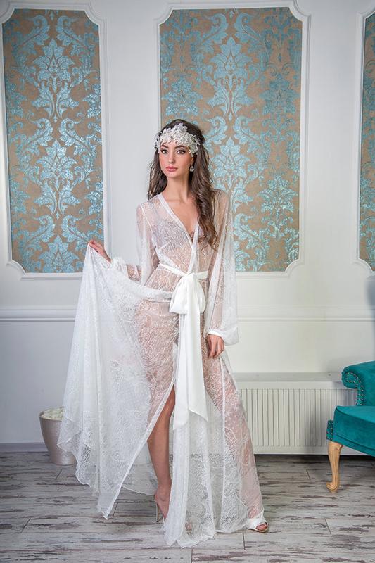 2b11c396322 Будуарное платье  1607R - купить в свадебном салоне -