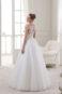 Белое платье принцессы S-16-2-308 (3)