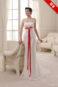 Открытое свадебное платье в стиле старого Голливуда.