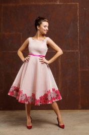 Вечернее платье 09111-16 — фото 3