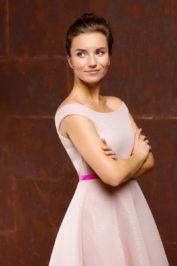 Вечернее платье 09111-16 — фото 1