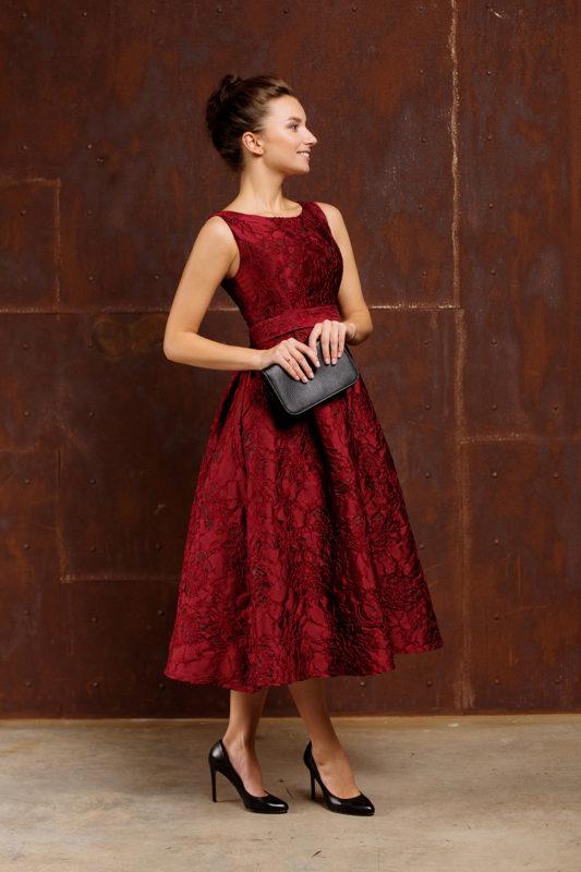Вечернее платье 09311-16 - фото 5