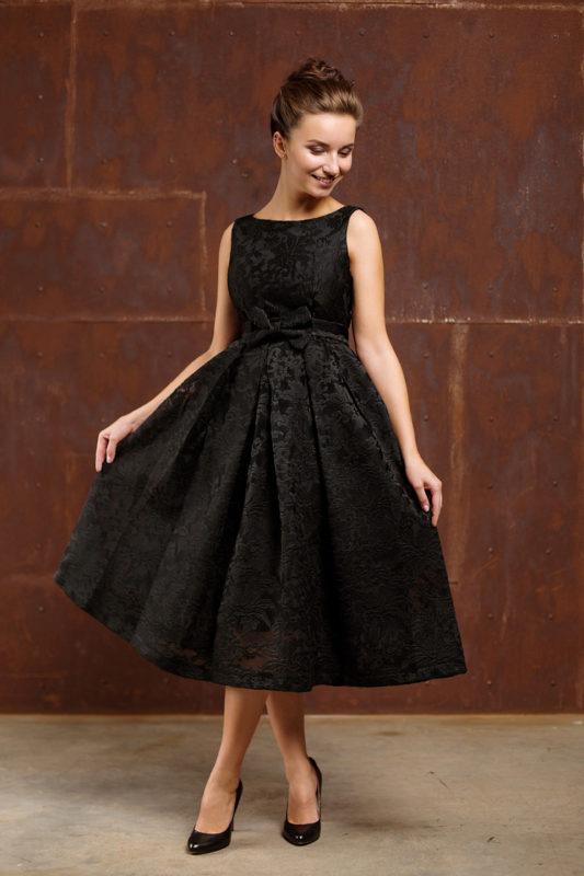 Вечернее платье 09211-16 - фото 4