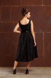 Вечернее платье 09211-16 — фото 3