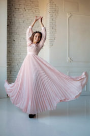 Вечернее платье: ММ 1910 — фото 4