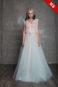 Свадебное платье: Жакаранда