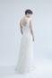 Современное открытое свадебное платье Dana