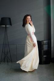 Свадебное платье: ММ 1905 — фото 3
