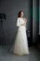Свадебное пальто: К466 - фото 3