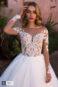 Свадебное платье из коллекции 2017 года итальянского бренда Lorenzo Rossi.
