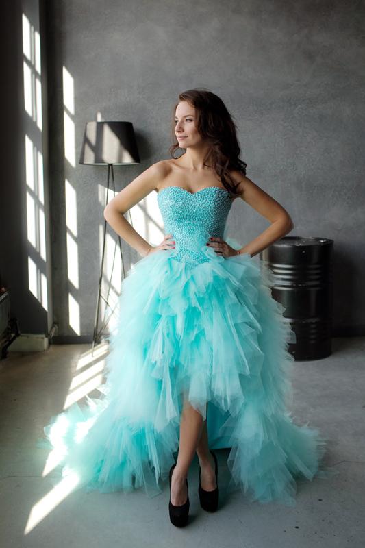 Вечернее платье: 817410 - фото 3