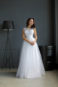 Свадебное платье: Цветок - фото 4