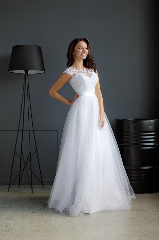 Свадебные платья 48-50 цена фото