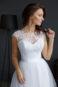 Свадебное платье: Цветок - фото 2
