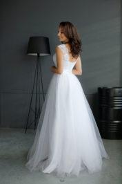 Свадебное платье: Цветок — фото 1