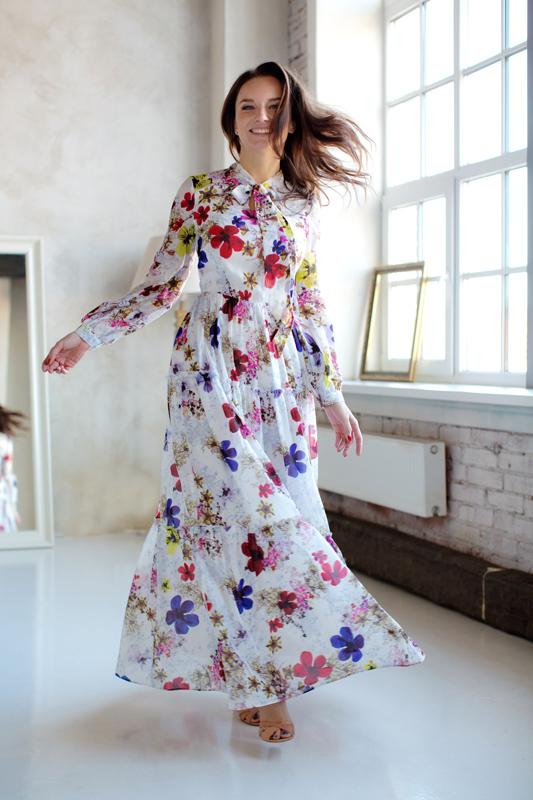 Вечернее платье: ММ 1901