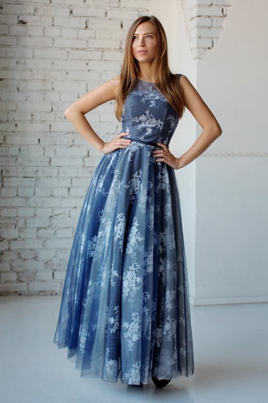 Москва купить пышное вечернее платье