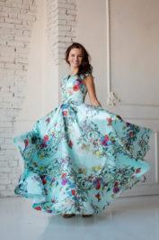 Вечернее платье: МЮ 1009 — фото 2