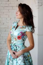 Вечернее платье: МЮ 1009 — фото 1