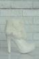 Свадебные ботильоны: H526-B1335 - фото 3