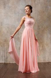 Вечернее платье 2280-5 — фото 12