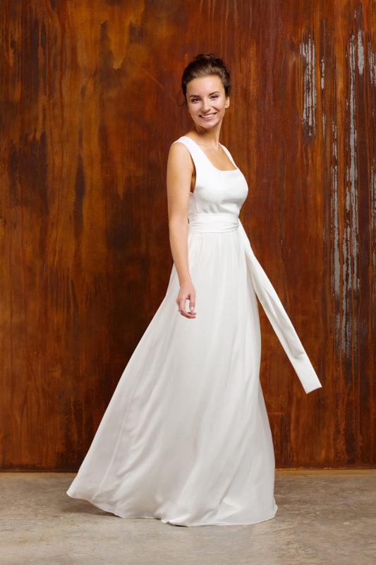 Свадебное платье 20-17С - фото 3