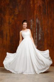 Вечернее платье 2280-5 — фото 4