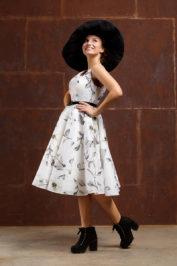 Вечернее платье 09011-16 — фото 5
