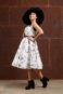 Вечернее платье 09011-16 - фото 5